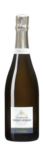 Champagne Blanc de Noirs L'Audace Pierre Gerbais
