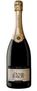 Champagne Brut Duval-Leroy Blanc de Blancs Cuvée MOF 2010