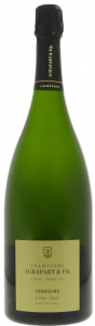 Champagne Agrapart blanc de blancs Terroirs extra brut Grand cru